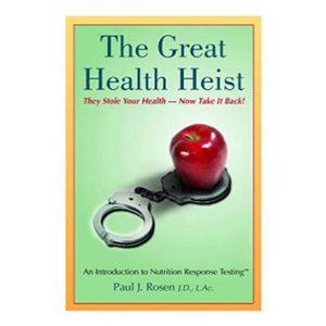 The Great Health Heist Holistic Best Seller