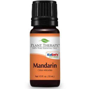 Mandarin Orange Organic Essential Oil