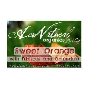 Sweet Orange Blossom Soap